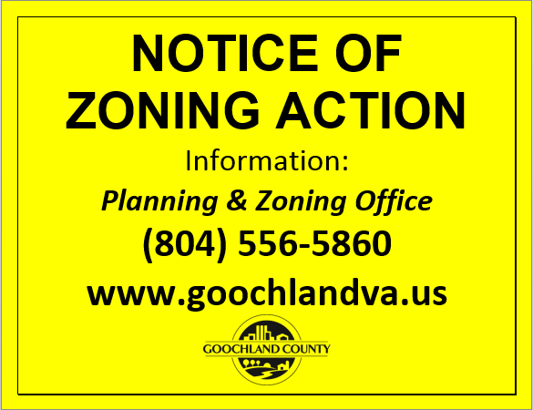 Zoning Sign
