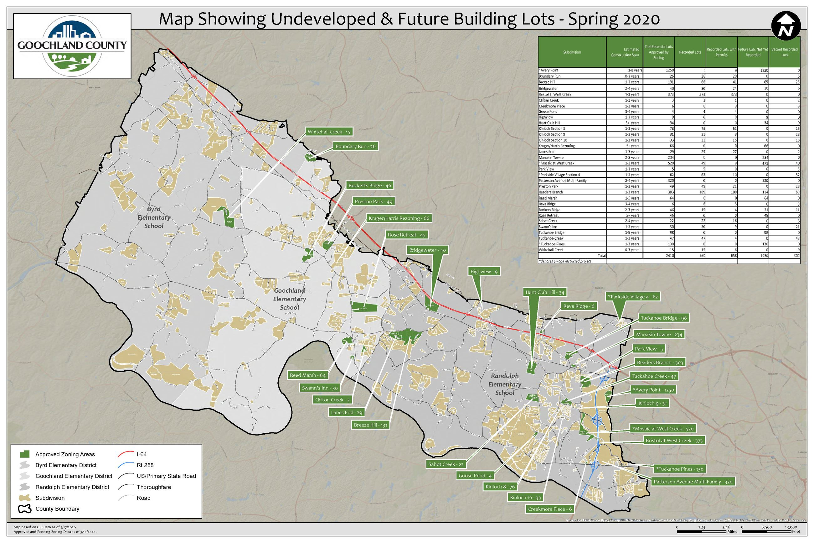 Future Growth Map
