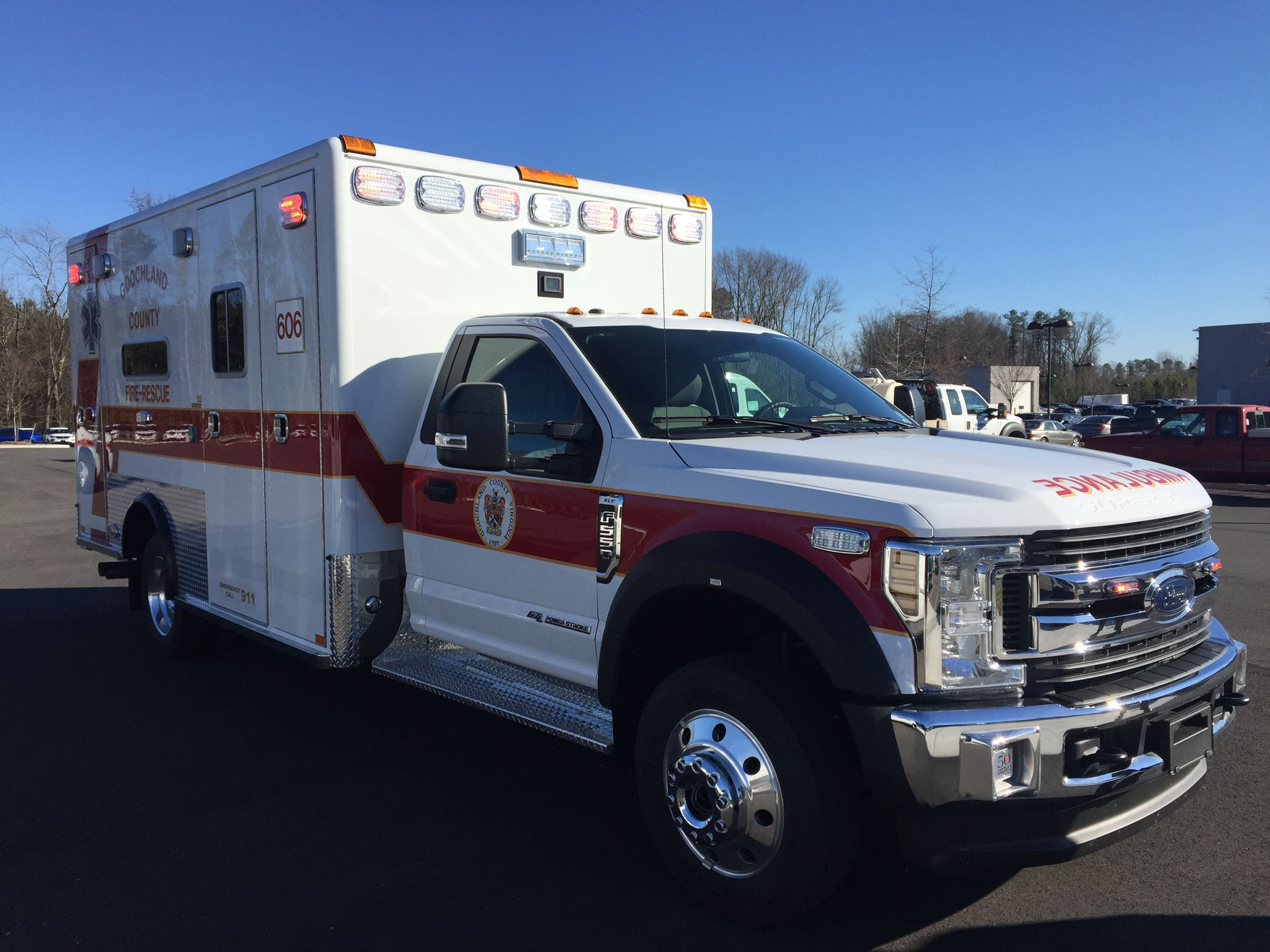 Goochland Fire-Rescue - Ambulance 606 - IMG_2256