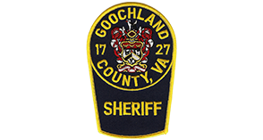 Goochland County Sheriff Department Patch Image