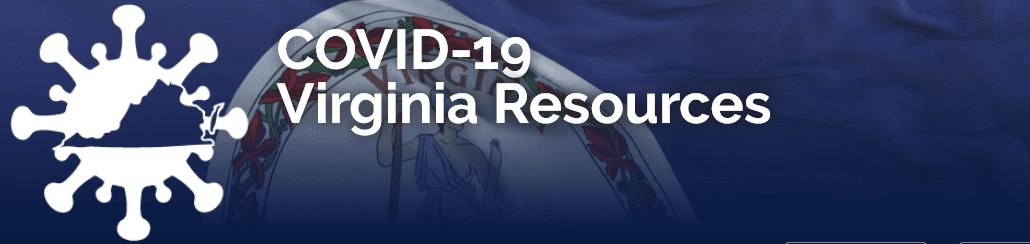 COVID19 Virginia Resources - VDSS