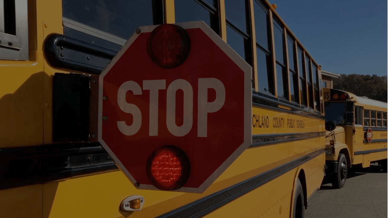 GCPS - School Bus - October 22 2020