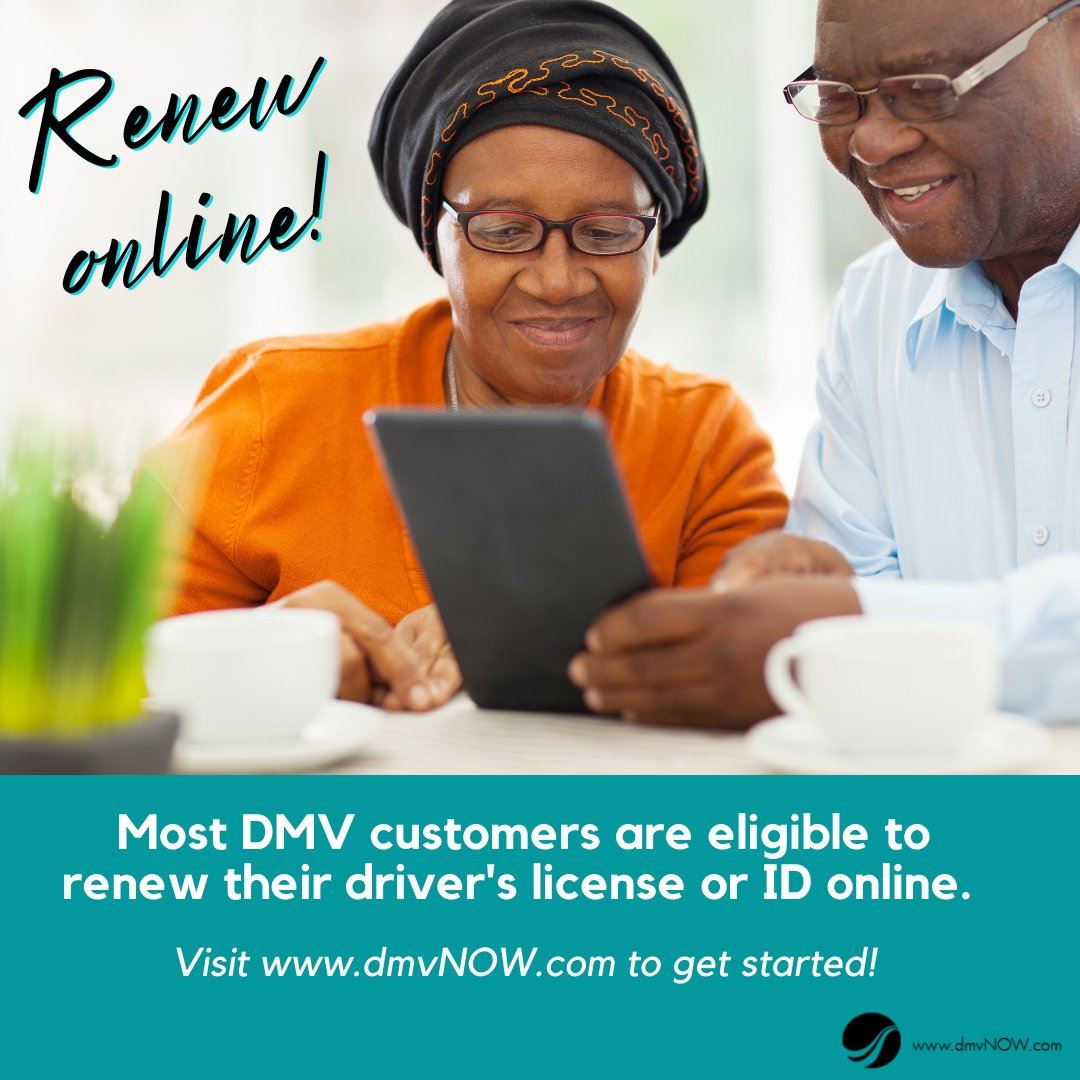 Virginia DMV - 2 Year Renewal Option