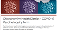 Chickahominy Health District - COVID-19 Vaccine In
